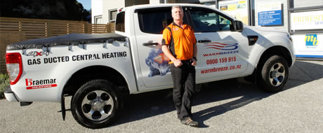 Wellington central heating supplier
